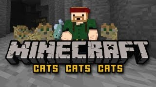 MINECRAFT: CATS CATS CATS - YOLOCRAFT #6 (Hardcore Survival)