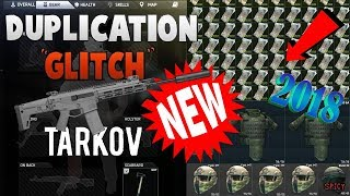 escape from tarkov glitches