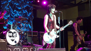 "Joan Jett & the Blackhearts - ""Fake Friends"" Live 04/29/17 Millersville University, PA"