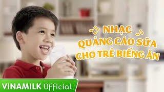Vinamilk - Nhạc quảng cáo sữa cho trẻ - bé biếng ăn mới nhất 2014 - 2015