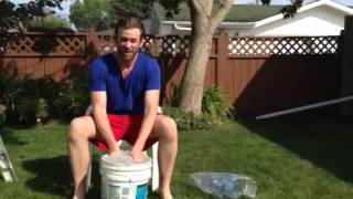 ALS Ice Bucket Challenge | Eric Johnson