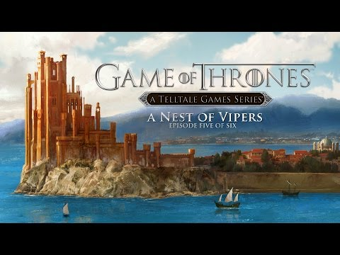 Game of Thrones: A Telltale Games Series - Episode 5: 'A Nest of Vipers' Trailer thumbnail