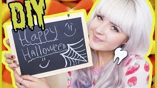 Идеи для Хэллоуина, Декор комнаты DIY