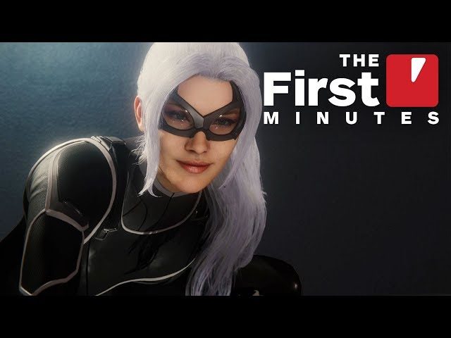Watch Peter Flirt With Black Cat In The New Spiderman Ps4 Dlc