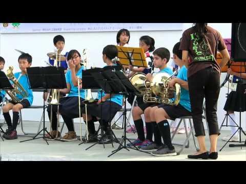 堺スチューデントブラスコンサート_錦西小学校
