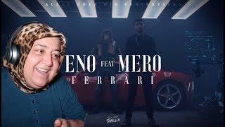 ENO Feat. MERO   Ferrari | MEINE MUTTERS REAKTION