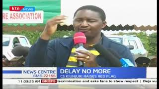 Murang'a stalled projects: CS Kiunjuri fires warning to contractors over delays