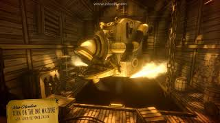 Bendy And The Ink Machine Chapter 1 remastered полное прохождение