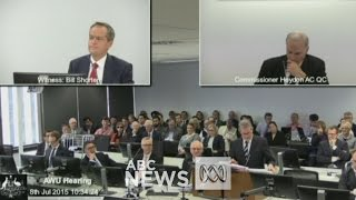 "Shorten Objects To ""mystery Person"" Being Named"