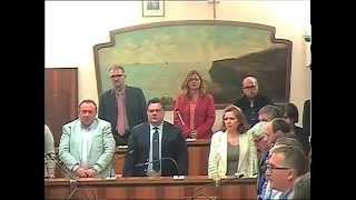 preview picture of video 'Consiglio Comunale San Severo 30/09/2014'
