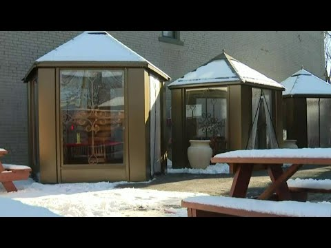 Southwest Detroit restaurant comes up with new twist on outdoor dining