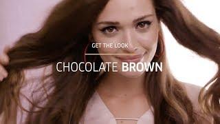 Chocolate Brown Hair Tutorial | Wella Koleston