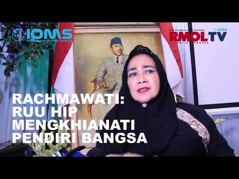 Rachmawati: RUU HIP Mengkhianati Pendiri Bangsa