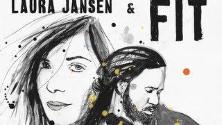 Fit & Laura Jansen - Stapje Terug Remix (lyricvideo)