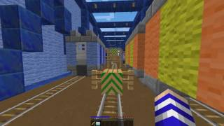 Subway Surfers в МАЙНКРАФТ!: Играем в Сабвей Сёрф в майнкрафте!