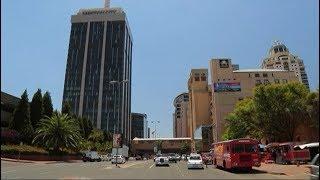 Мегаполисы: Йоханнесбург