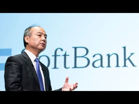 SoftBank chairman and CEO Masayoshi Son discusses SoftBank's Vision Fund