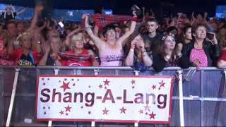Bay City Rollers  -   Shang A Lang    -     T In The Park
