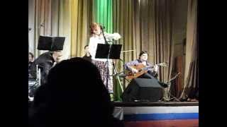 """Выступление фольк-группы """"Первое солнце"""". Г. Электроугли, 03.06.2012 г. (1 часть)."""