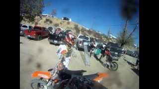 MTA World Vet 2012  Glen Helen  40 Pro Race 2 Saturday Nov 3rd 2012  Kim Suñol 93