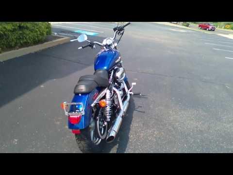 2016 Harley-Davidson 1200 Custom in North Canton, Ohio - Video 1