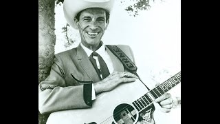 Ernest Tubb  ~  Cold Cold Heart