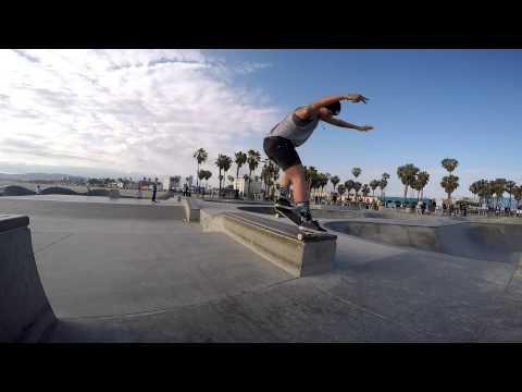 Candy Jacobs Venice skatepark
