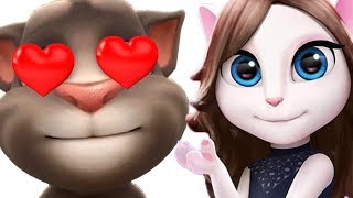 Talking Angela – Talking Tom and Friends cartoon for kids 2017