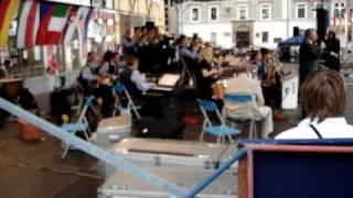 preview picture of video 'Festival Kmochův Kolín 2010: Kolin Big Band'