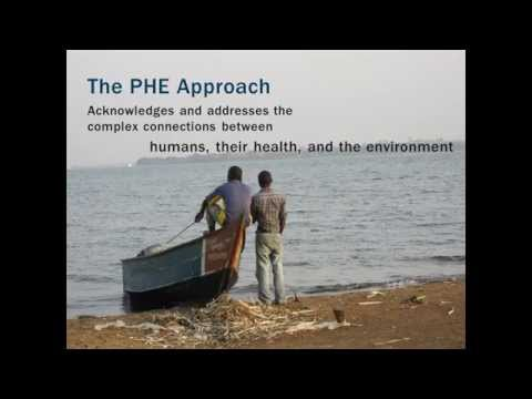 PRB Webinar: The Impact of PHE Projects: A Synthesis of the Evidence Video thumbnail