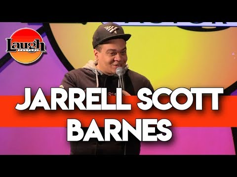 Jarrell Scott Barnes | Chicago Hipsters | Laugh Factory Stand Up Comedy