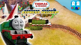 Thomas & Friends: Express Delivery - The Green Engine Henry