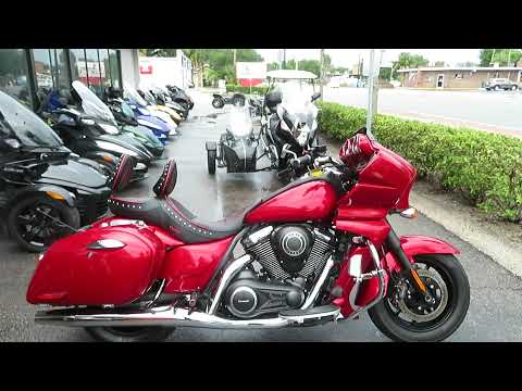 2011 Kawasaki Vulcan® 1700 Vaquero™ in Sanford, Florida - Video 1