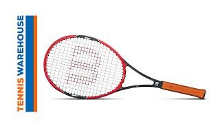 Ρακέτα τέννις Wilson Pro Staff 97 DEMO video