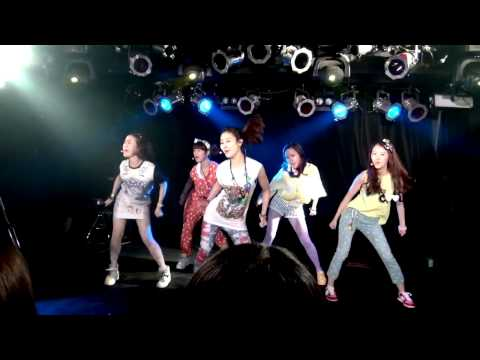 Crayon Pop - Bing Bing (Jap. Version)