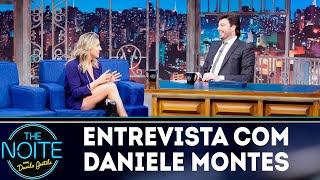 Entrevista com Daniele Montes  The noite (06/11/18)