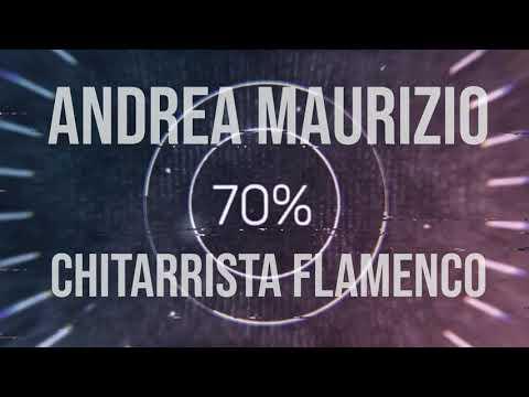 Andrea Maurizio Chitarrista flamenco acustico. Udine Musiqua