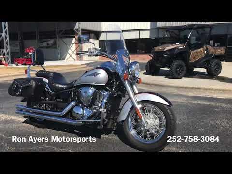 2007 Kawasaki Vulcan® 900 Classic LT in Greenville, North Carolina - Video 1