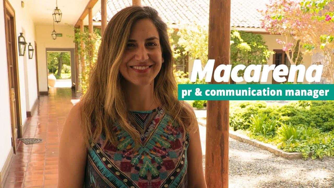 PR Comunication Manager