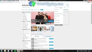 How to Resell Concert Tickets on Ticketmaster (Guide)