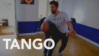 Lass mich mal: Tango tanzen