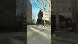 Flying FPV through a GIANT mobius strip #Shorts
