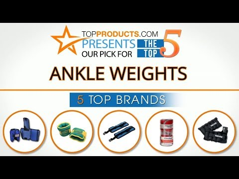 Best Ankle weight Reviews 2017 – How to Choose the Best Ankle weight