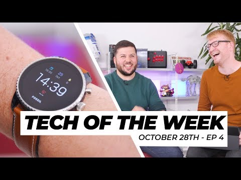 Fossil Watch, Surface Pro | Tech of the Week Ep.4 | Trusted Reviews