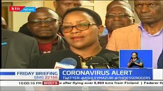 Kenya on high alert as world grapples with coronavirus