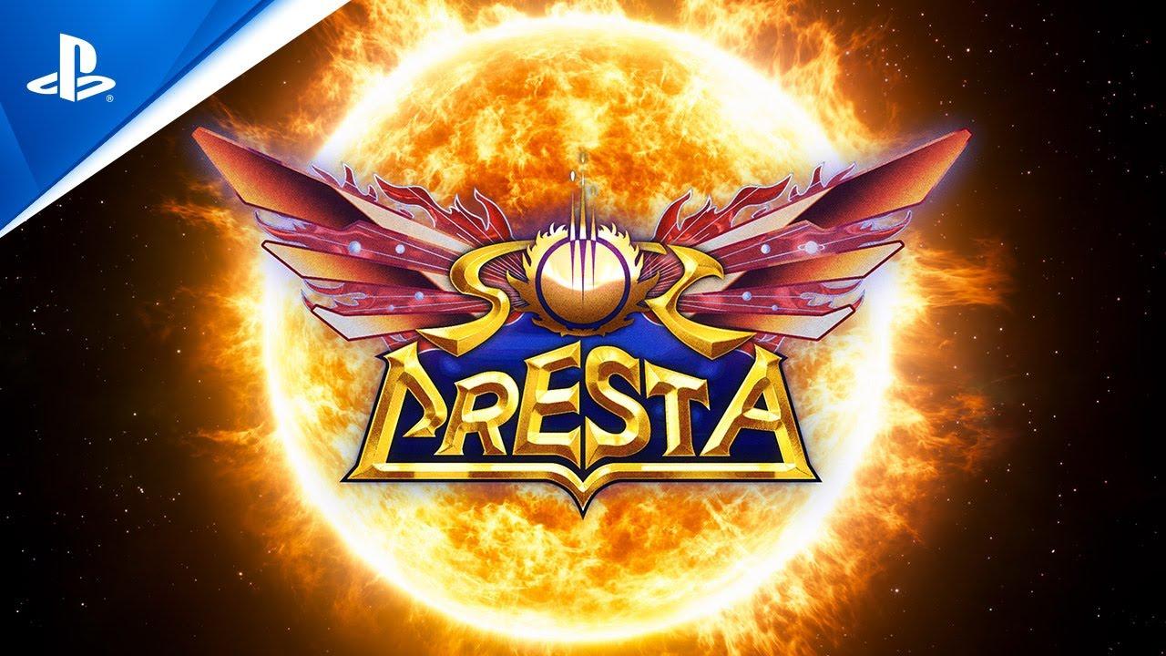 Sol Cresta revelado: a continuação do jogo de tiro espacial da PlatinumGames está há 36 anos em produção