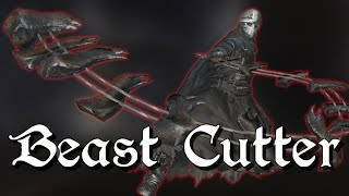Beast Cutter Moveset - Champion's Ashes