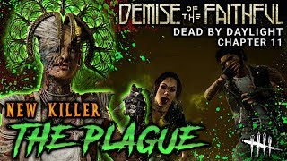NEW DBD KILLER:  The Plague, Now Released - Dead by Daylight #300 with HybridPanda