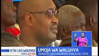 Umoja wa Waluhya: Viongozi wazungumzia suala la BBI