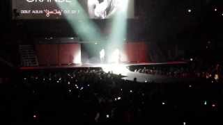 Ariana Grande - Almost is never enough with Nathan from The wanted 7/10-13 Atlanta